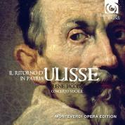 Bernada Fink, Christoph Prégardien, Concerto Vocale, René Jacobs: Monteverdi: Il ritorno d'Ulisse in patria - CD