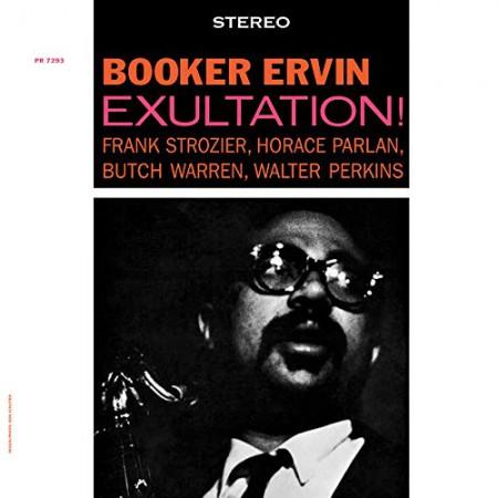 Booker Ervin: Exultation!  (200 g.) - Plak