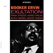 Booker Ervin: Exultation!  (200 g.) - Plak