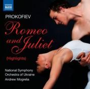 Andrew Mogrelia: Prokofiev: Romeo and Juliet - CD