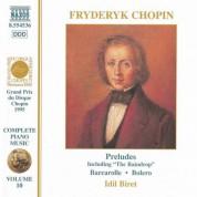 İdil Biret: Chopin: Preludes / Barcarolle, Op. 60 / Bolero, Op. 19 - CD