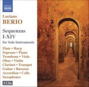 Çeşitli Sanatçılar: Berio: Sequenzas I-XIV (Complete) - CD