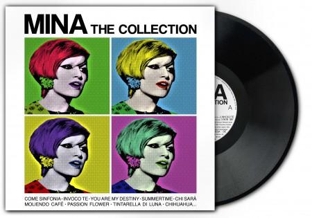 Mina: The Collection - Plak
