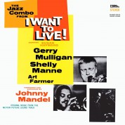 Gerry Mulligan: I Want To Live - Plak