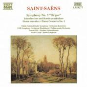 Saint-Saens: Symphony No. 3 / Piano Concerto No. 2 - CD