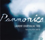 Laurent Courthaliac: Pannonica - CD