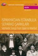 Mihriban Sezen Tanık: TRT Arşiv Serisi 54 -  İspanyadan İstanbul'a Sefarad Şarkıları - DVD
