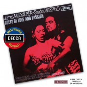 James McCracken, Sandra Warfield: Duets Of Love And Passion - CD
