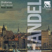 René Jacobs: Handel: Oratorios - CD