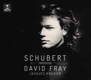 David Fray: Schubert: Fantaisie - CD