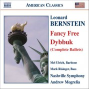 Andrew Mogrelia: Bernstein: Dybbuk / Fancy Free - CD