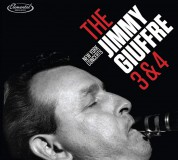 Jimmy Giuffre: The Jimmy Giuffre 3 & 4 - New York Concerts 1965 - CD