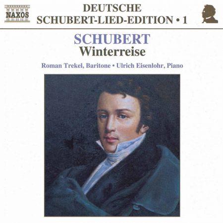 Roman Trekel: Schubert: Lied Edition  1 - Winterreise - CD