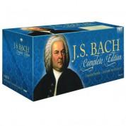 Çeşitli Sanatçılar: J.S. Bach Complete Edition - CD