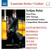 Srdjan Bulat: Guitar Recital - CD