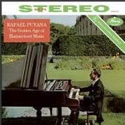Rafael Puyana: The Golden Age of Harpsichord Music - Plak