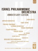 Israel Philharmonic Orchestra, Zubin Mehta, Leonard Bernstein: Israel Philharmonic Orchestra Anniversary Edition - DVD