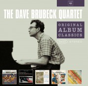 Dave Brubeck: Original Album Classics - CD