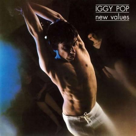 Iggy Pop: New Values (Coloured Vinyl) - Plak