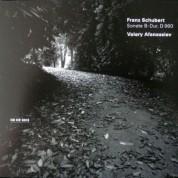 Valery Afanassiev: Franz Schubert: Sonate B-Dur - CD