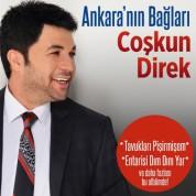 Coşkun Direk: Ankara'nın Bağları - CD