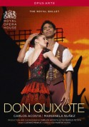 Minkus: Don Quixote - DVD