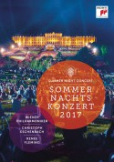 Wiener Philharmoniker, Renée Fleming, Christoph Eschenbach: Summer Night Concert 2017 - DVD