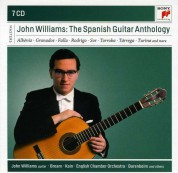John Williams: The Spanish Guitar Anthology - CD