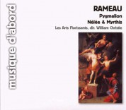 Les Arts Florissants, William Christie: Rameau: Pygmalion, Nélée et Myrthis - CD