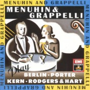Yehudi Menuhin, Stéphane Grappelli: Play Berlin, Kern, Porter, Rodgers and Hart - CD