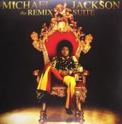 Michael Jackson: The Remix Suites - Plak