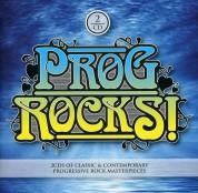 Çeşitli Sanatçılar: Prog Rocks! - CD