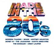 Çeşitli Sanatçılar: Made In The 80's - CD
