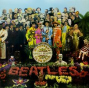 The Beatles: Sgt Pepper's Lonely Hearts Club Band - Plak