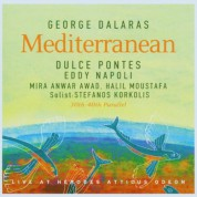 George Dalaras, Dulce Pontes: Mediterranean - 30th-40th Parallel Live - CD