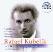 Czech Philharmonic Orchestra, Rafael Kubelik: Smetana & Novak - CD