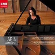 Arın Karamürsel: Beethoven / Mussorgsky - CD