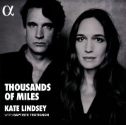 Kate Lindsey, Baptiste Trotignon: Thousand of Miles - Plak