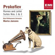 Oslo Philharmonic Orchestra, Mariss Jansons: Prokofiev: Romeo and Juliet Suites No. 1&2 - CD