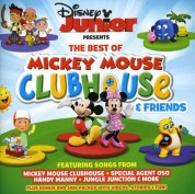 Çeşitli Sanatçılar: Disney Junior - The Best Of - CD