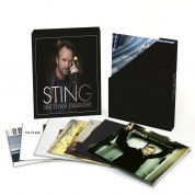 Sting: The Studio Collection - Plak