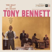 Tony Bennett: The Beat of My Heart - CD