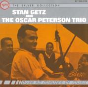 Stan Getz, Oscar Peterson: Stan Getz And The Oscar Peterson Trio - CD