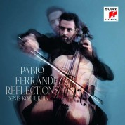 Pablo Ferrandez: Reflections - CD