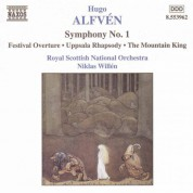 Alfven: Symphony No. 1 / Uppsala Rhapsody / Mountain King - CD