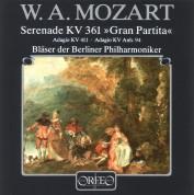 Blaser der Berliner Philharmoniker: Mozart: Serenade No.10 - Plak