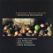 Nuttree Quartet: Something Sentimental - CD