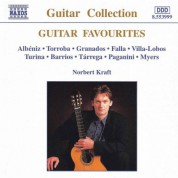 Norbert Kraft: Guitar Favorites - CD