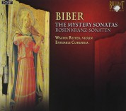 Walter Reiter, Ensemble Cordaria: Biber: The Mystery Sonatas - CD