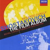 Riccardo Chailly, Royal Concertgebouw Orchestra: Shostakovich: The Film Album - CD
